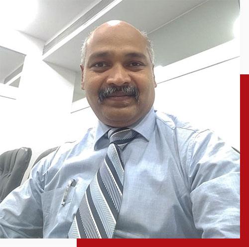 Mr. Rajesh Nair