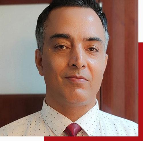 Mr. Amit Saproo - Administration Head